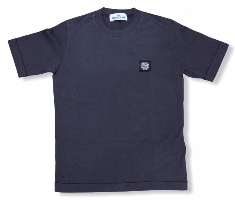 Stone Island Kids | T-shirt | MO731620147 blauw