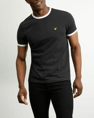 Lyle & Scott | T-Shirt | TS705V zwart