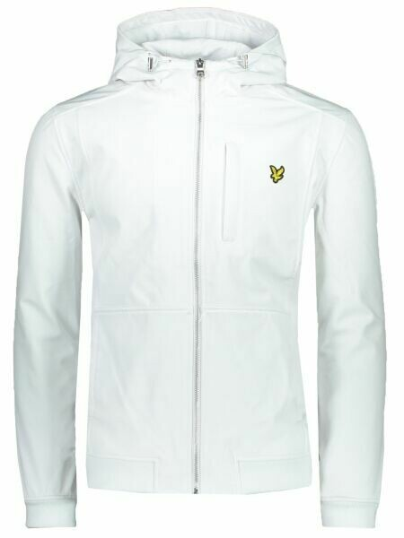 Lyle & Scott | soft shell | JK1424V wit