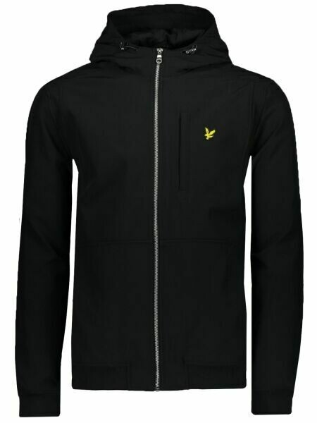 Lyle & Scott | soft shell | JK1424V zwart
