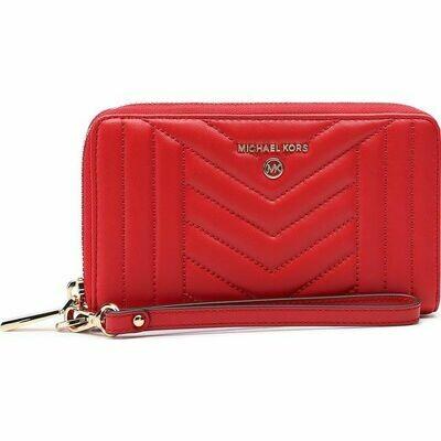 Michael Kors | wallet | 34H9GT9N3L rood