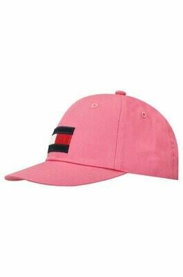 Tommy Hilfiger Kids | Cap | AU0AU01156 pink