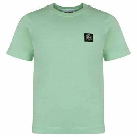 Stone Island | T-shirt | MO741524113 l.groen