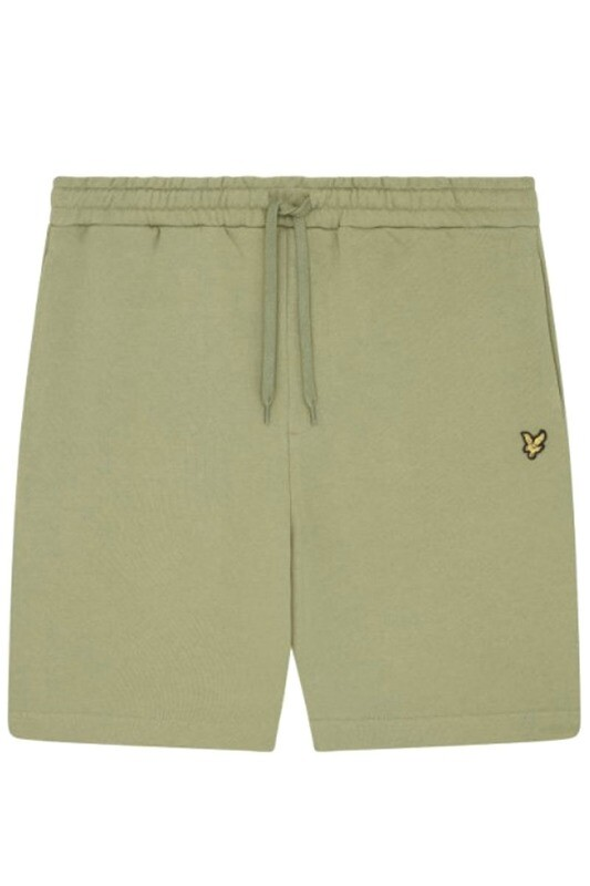 Lyle and Scott | Short | ML414VTR groen