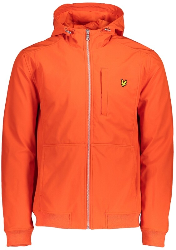 Lyle & Scott | soft shell | JK1424V oranje