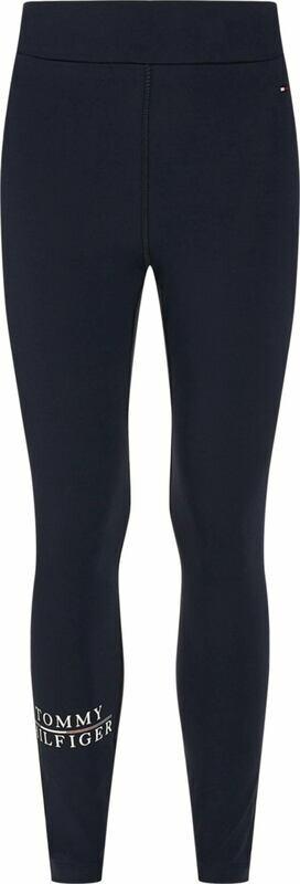 Tommy Hilfiger | Legging | WW0WW28833 blauw