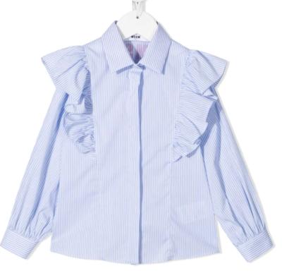 MSGM Kids | Shirt | MS027062 diversen
