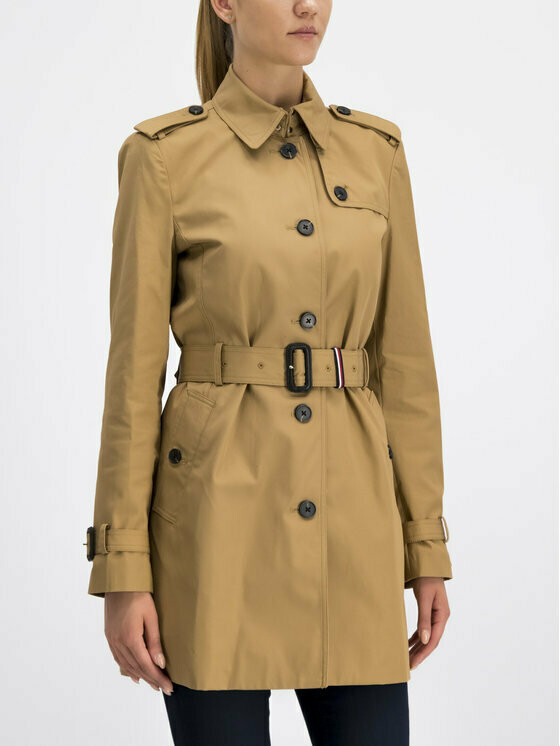 Tommy Hilfiger | Trenchcoat | WW0WW25610 beige (outlet)