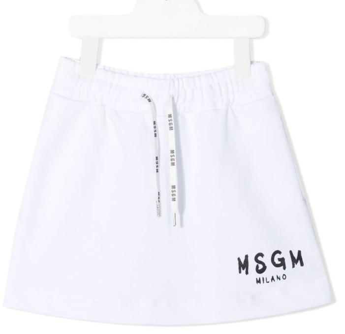 MSGM Kids   Rok   MS026822 wit