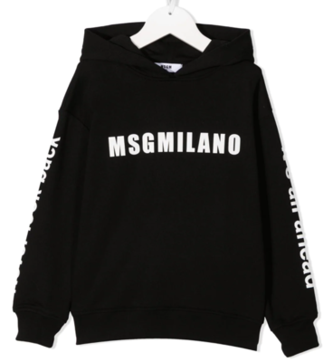 MSGM Kids | Sweater | MS026826 zwart