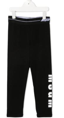 MSGM Kids | Legging | MS026823 zwart
