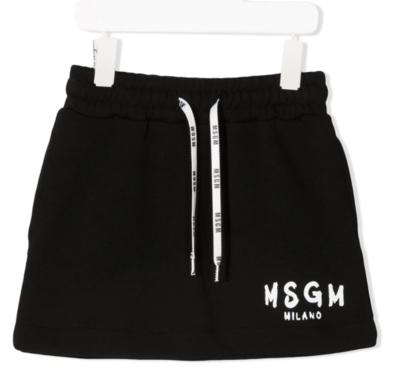MSGM Kids | Rok | MS026822 zwart