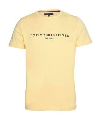 Tommy Hilfiger | T-Shirt | MW0MW11797 geel