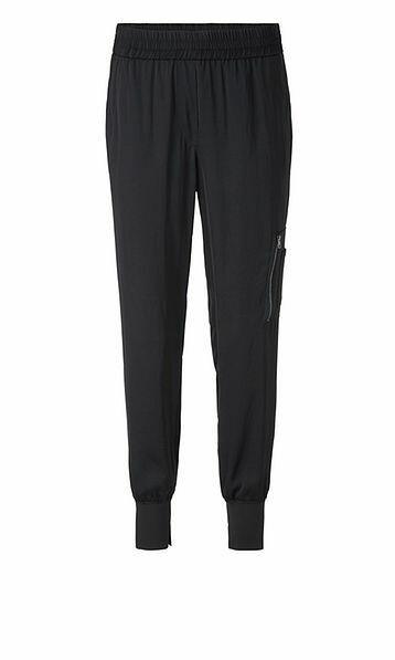 Marccain | Pantalon | QS 81.06 W91 d.blauw