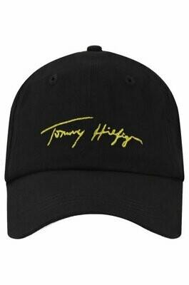 Tommy Hilfiger | Cap | AW0AW08482 zwart