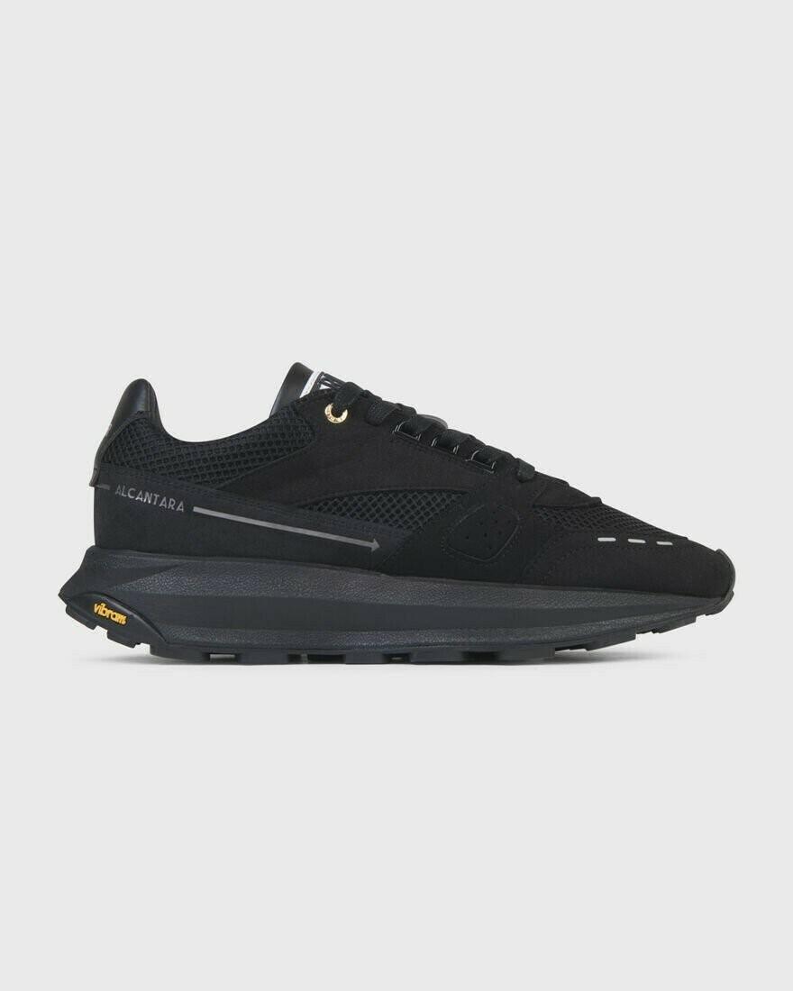 Mercer   Sneaker   ME0574211990 zwart