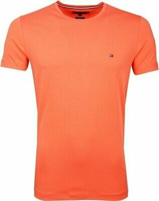 Tommy Hilfiger | T-Shirt | MW0MW10800 oranje