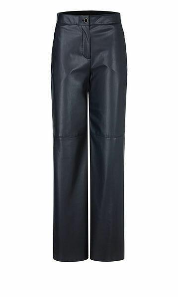 Marccain | Pantalon | QC 81.09 J78 d.blauw