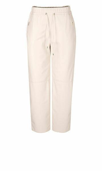 Marccain | Pantalon | QC 81.14 J78 creme