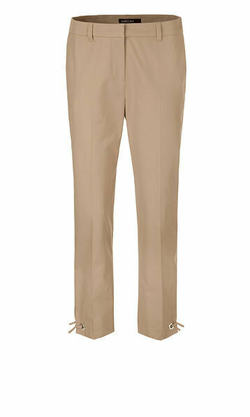 Marccain | Pantalon | QC 81.33 W37 d.grijs