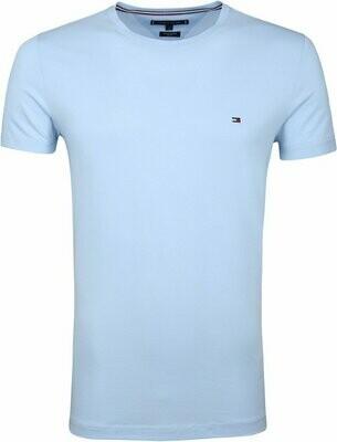Tommy Hilfiger | T-Shirt | MW0MW10800 l.blauw