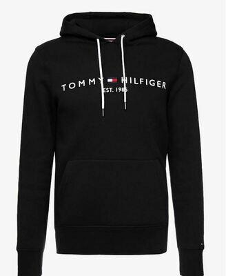 Tommy Hilfiger   Hoody   MW0MW10752 zwart