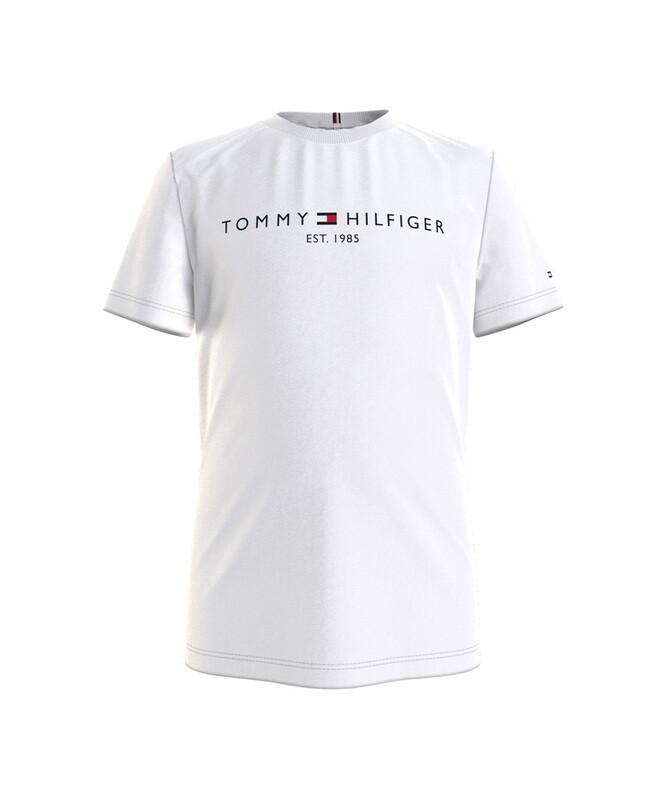 Tommy Hilfiger | T-Shirt Kids | KB0KB05844 wit
