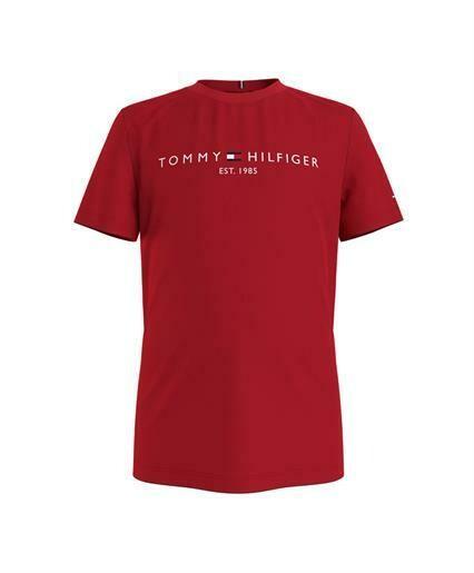 Tommy Hilfiger | T-Shirt Kids | KB0KB05844 rood
