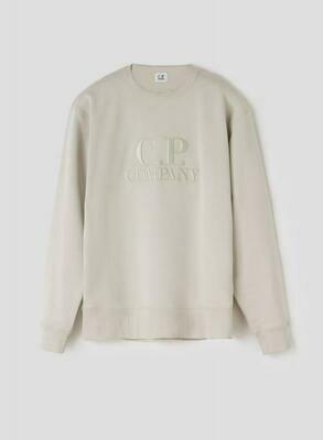 Cp Company   Sweater   10CMSS097A 005994W grijs