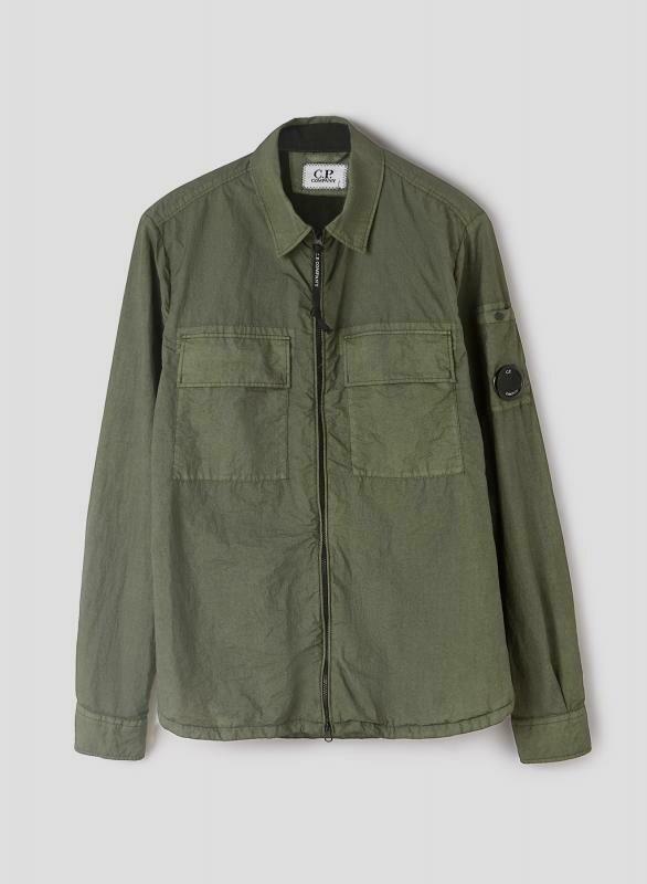 Cp Company | Shirt | 10CMSH076A 005783G diversen