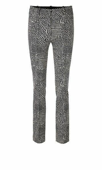 Marccain | Pantalon | QC 81.06 J10 d.blauw