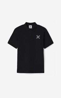 Kenzo | Polo | FA65PO0504SK zwart