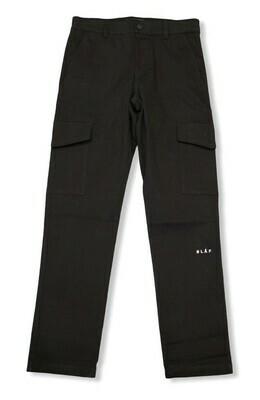 OLAF | Broek | Cargo Pant zwart