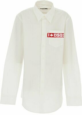 Dsquared2 Kids | Shirt | DQ048C D00XE D2C150M wit
