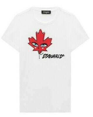 Dsquared2 Kids | T-Shirt | DQ04BS D00X0 D2T564F wit