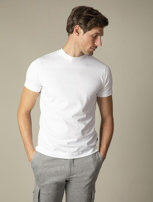 Cavallaro | T-shirt | 117211001 wit
