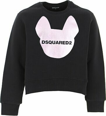 Dsquared2 Kids | Sweater | DQ04C2 D001F D2S412F zwart