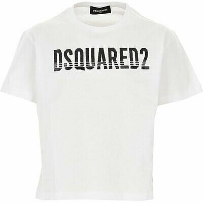 Dsquared2 Kids | T-shirt | DQ04BU D00MM D2T566F wit