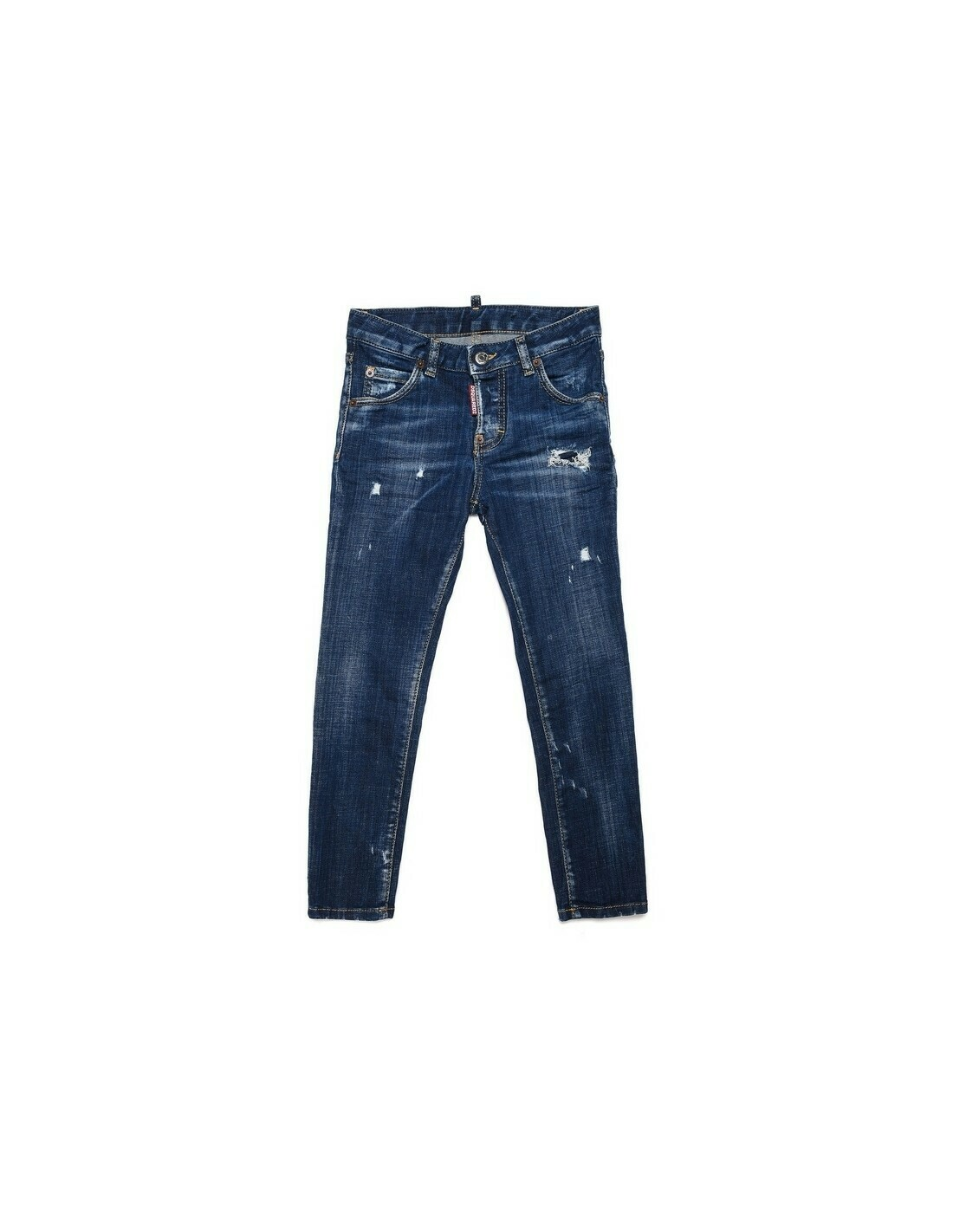 Dsquared2 Kids | Cool Girl Jean | DQ01PX D001J D2P43VF blauw