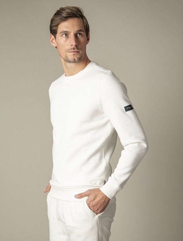 Cavallaro | Sweater | 120211003 wit