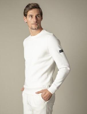 Cavallaro   Sweater   120211003 wit