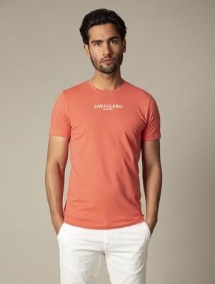 Cavallaro | T-shirt | 117211000 coraal