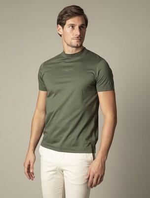 Cavallaro | T-shirt | 117211001 d.groen