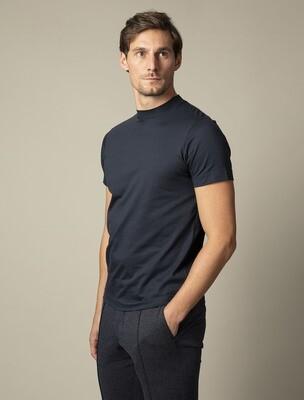 Cavallaro | T-shirt | 117211001 d.blauw
