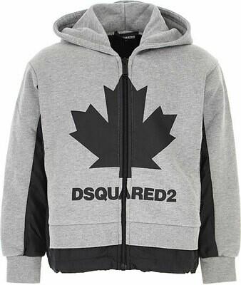 Dsquared2 Kids | Hoodie | DQ049E D00J8 D2S384U grijs