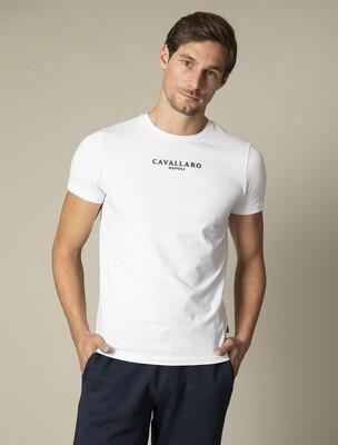 Cavallaro | T-shirt | 117211000 wit
