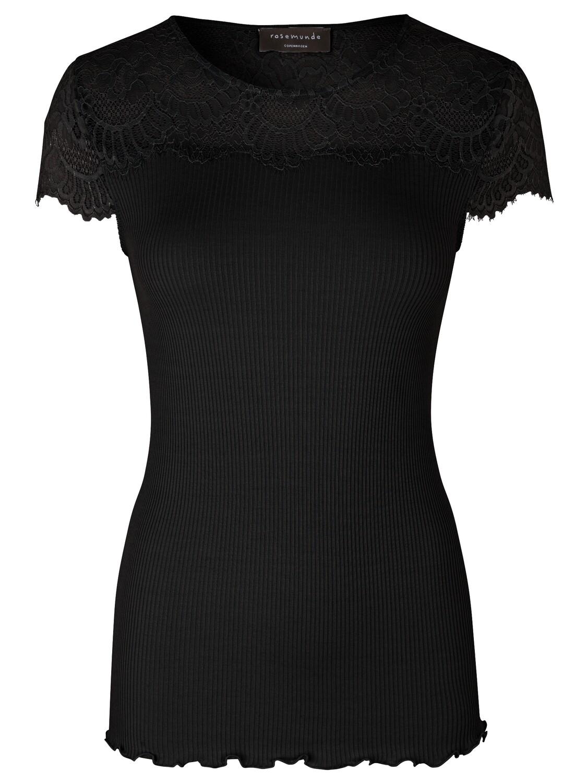 Rosemunde   T-shirt   4295 zwart