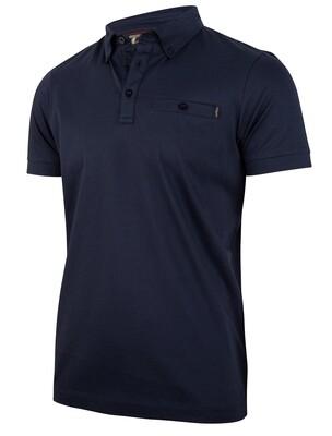 Cavallaro | Polo | 116211001 d.blauw