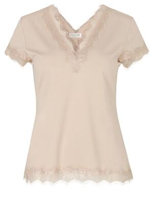 Rosemunde | T-shirt | 4262 beige
