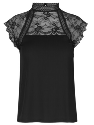 Rosemunde | Top | 4899 zwart